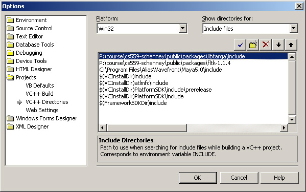 how to add file to include path iar
