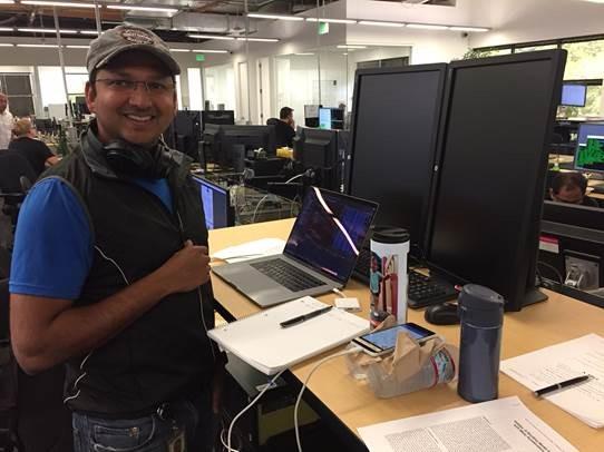 Vijay Janapa Reddi at Google